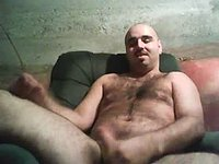 Chubby Model Dex Plays with His Dick