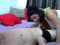 Baby Katie & Baronn Private Webcam Show