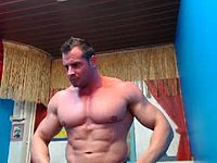 Arnold Hunk Private Webcam Show