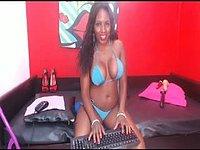 Labelle Ebony Private Webcam Show