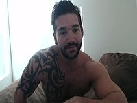 American Muscle Model from Fratmen Chats