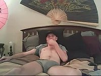 Twink Model Colby Plays with His Dick