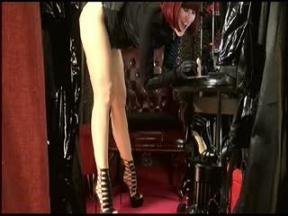 Huge Strap-on Domination and Sph