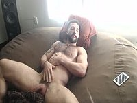 American Model from Fratmen Shows Off His Body