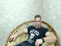 Nikolas Hunk Big Musle Webcam Show