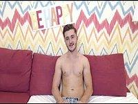 Ethan S Jerking Off Webcam Show