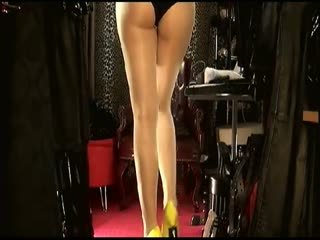 Legs, Heels, Ass Worship & Strap-on Domination