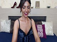 Dayana Risse Toe and Body Webcam Show