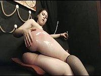 Arianna Babe Uses Oil