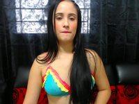 Alejandra Martinez Using Dildo's