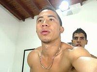 King Raul & Apolo Sunshine Private Webcam Show