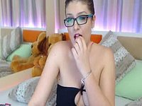 Kristie Ellis Hot Nerdy Girl