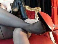 Queen Amy Nylons