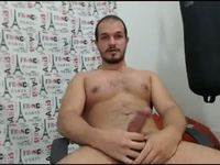 Joe Rikk Private Webcam Show - Part 3