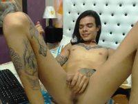 Marcos Swallos Private Webcam Show - Part 2