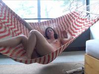 Relaxing in My Costa Rica Hotel Room Hammock at Flirt Summit!