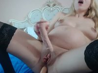 let`s FUCK and squirt !! (squirt MILK IN boobs in SHOW ) - Part 4