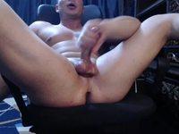 Gabriel Dominus Private Webcam Show - Part 3