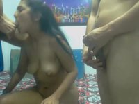 Vallery Red & Dhanilo & Yeremy & Derek Private Webcam Show