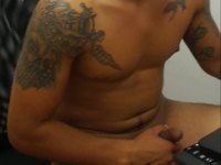 Jordan Tatto Private Webcam Show
