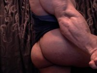 Diamon Muscle Private Webcam Show