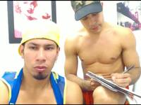 Patrick Fishers & Carlos Rubio Private Webcam Show