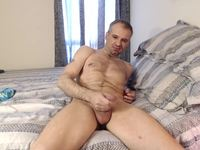Hairy, Jerking Off, Mature