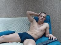 Great Body Model Jerking Off and Cum Shot
