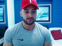 Anthonny Vaquero Private Webcam Show - Part 2