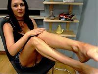 Nessy Evans Private Webcam Show
