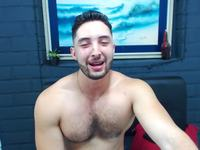 Anthonny Vaquero Private Webcam Show - Part 2