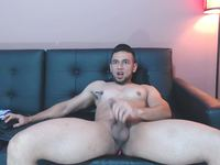 Max Colin Private Webcam Show