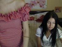 Aklira & Nilla Private Webcam Show