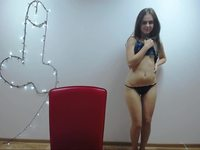 Adelina Black Private Webcam Show