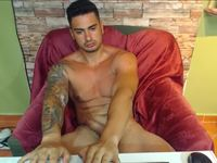 Robert Muscle Private Webcam Show