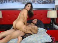 Cristina Blass & Maicol B Private Webcam Show - Part 2