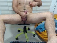 Luciano Fiore Private Webcam Show