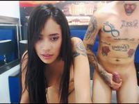 Yostin Baks & Natty Moore Private Webcam Show
