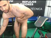 Donato Franco Private Webcam Show - Part 2