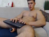 Jonas Treanor Private Webcam Show - Part 2