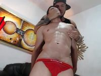 Judas & Reymond Private Webcam Show