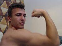 Ricky Balboa Private Webcam Show