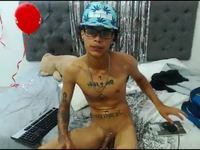 Randy Tattoo Private Webcam Show