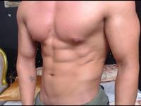 Edwin Muscles Private Webcam Show