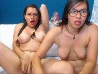 Meredith Doll & Yang Lauren Private Webcam Show
