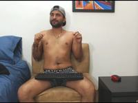 Cristhian Venez Private Webcam Show