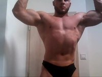 Rafael Muscle Private Webcam Show