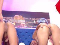 Zoe Hott & Sebastiaan & Dulce Fox Private Webcam Show