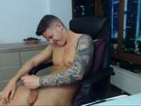 Thierry Stud Private Webcam Show