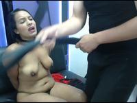 Carolina & Terry Private Webcam Show